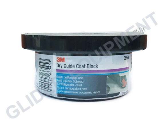 3M Dry clearing coating (black) [09560]