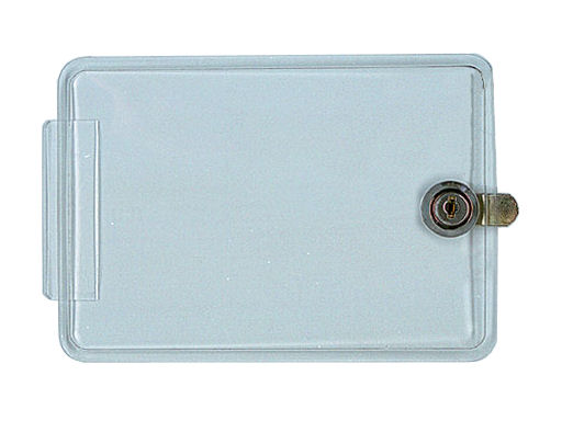Security window for single seater  [SF-ES]