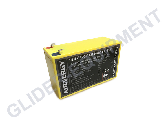 Airnergy NMC battery 20.5Ah [NM14.4-20.5]