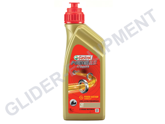 Castrol 2-stroke oil 1L [POWER RS 2T]