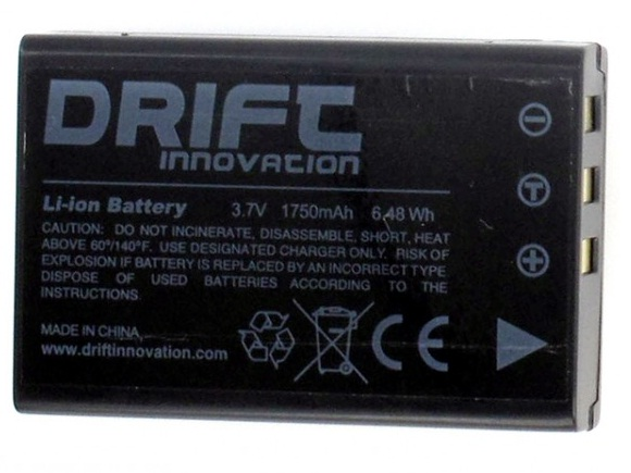 Drift Innovation long life batterij HD170 [BatteryHD170]