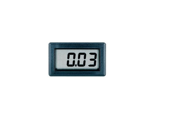 GE LCD-voltage display [GE-LCD]