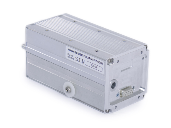Garrecht VT01 Mode-S Transponder Class II Basis-Unit [VT-0102-070]
