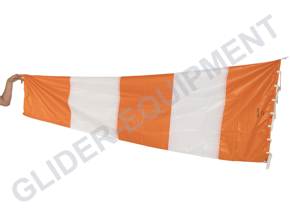 MarS Windsack Ø60cm/225cm orange/white