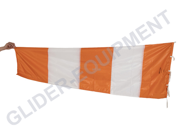MarS Windsack Ø50cm/200cm orange/white