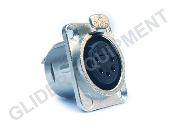 Neutrik XLR 5P chassis connector female