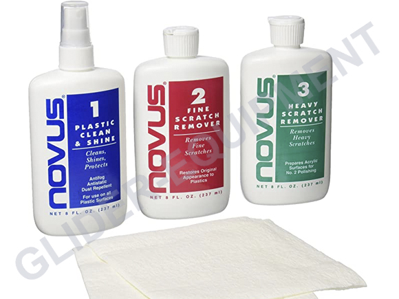 Novus cleaning kit [7100]