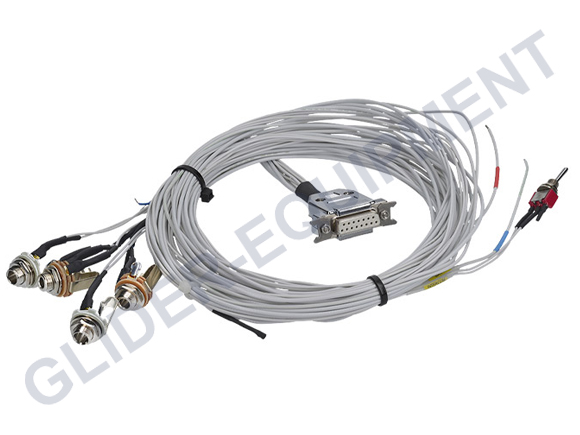 TQ-Avionics KBS2 Cable set (powered aircraft) for KRT2 [285961]
