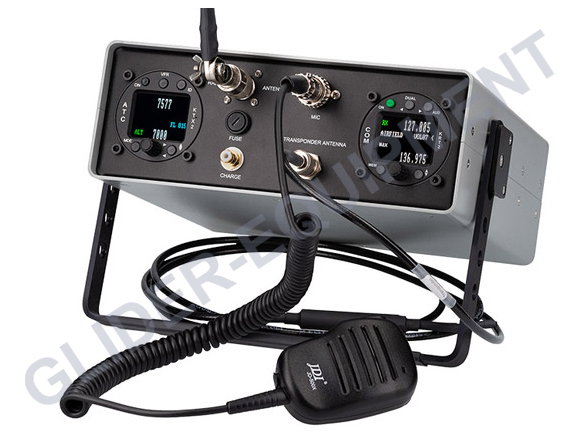 TQ-Avionics TB1 RT - portable ground station large KRT2 / KTX2 [287647]
