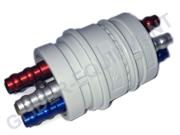 Winter tube connector 5x [9005]