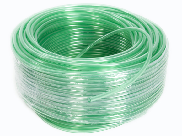 GE instrument tube green 10 METER [IS-5x8-GR-10M]