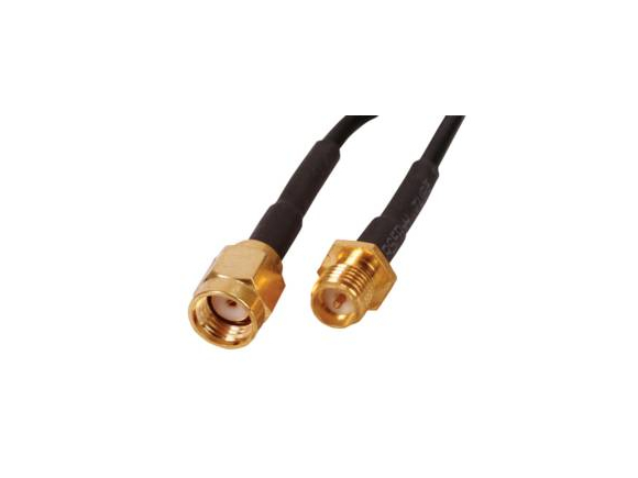 SMA connection cable Reverse Male / Reverse Female  1.5 Meter
